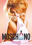 Moschino Funny туалетная вода 100 ml. (Москино Фанни), фото 4