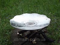Сковорода з диска (туристична)