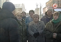 Работники Луцкого комбината хлебопродуктов устроили забастовку