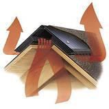 Коньковий аератор Вентлайн для вентиляції скатних покрівель, фото 2
