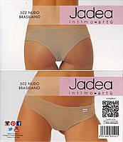 Jadea 502 nudo, трусики бразилиана беж Jadea 502
