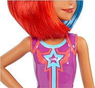 Barbie Video Game Hero Multi-Color Hair Doll, фото 3