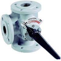 Honeywell DR ... GMLA - Смесительный поворотный клапан