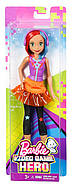 Barbie Video Game Hero Multi-Color Hair Doll, фото 5