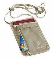 Deuter Security Wallet I серый (39200-6102)