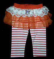 Лосины юбка для девочки