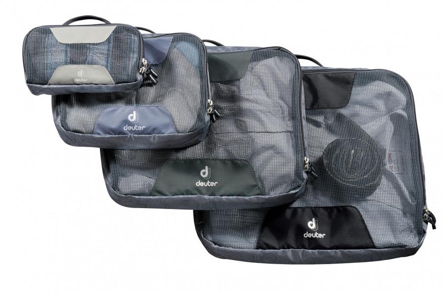 Deuter Zip Pack L серый (39730-4040)