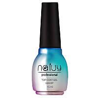 Гель-лаки Naivy Professional Топовое покрытие Naivy Professional без липкого слоя 15 мл