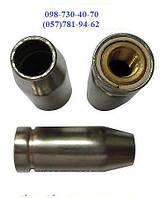 Газовое сопло RF 12/13 коническое D 9,0/37,5 мм  ABICOR BINZEL (Абикор Бинцель)
