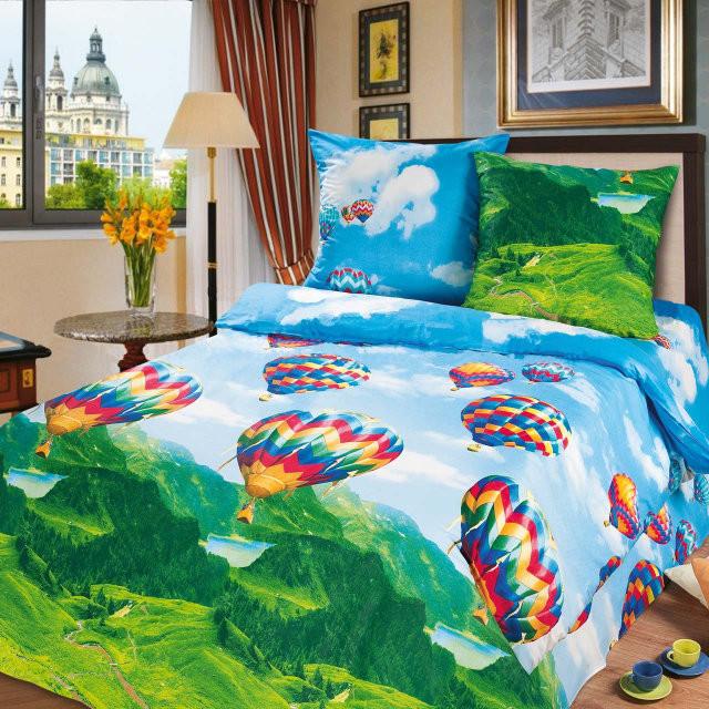 Подростковый постельный комплект «Парад повітряних куль», KidsDreams
