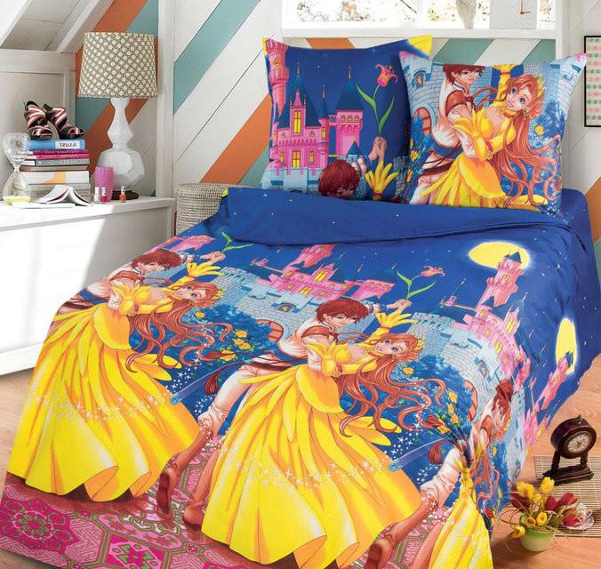 Подростковый постельный комплект «Чарівна ніч», KidsDreams