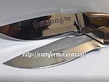 Гравировка на ноже с двух сторон, фото 2