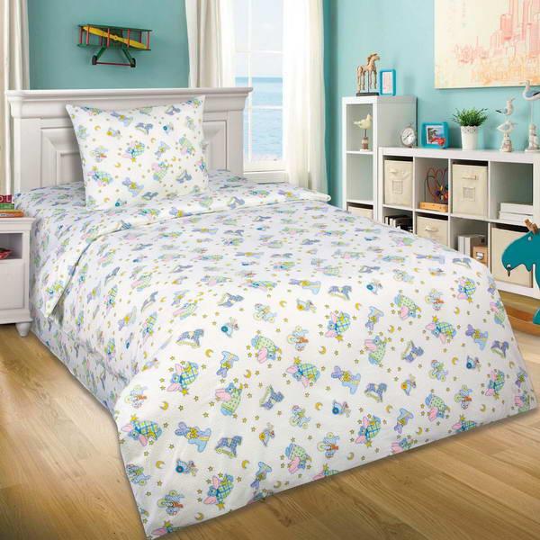 Сменный постельный комплект в кроватку «Колискова», KidsDreams