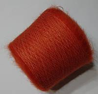 Мохер Linea Piu camelot 52151, 1000 мг, Оранжевый на белой полиамидной основе