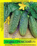 Семена огурца Сремский F1 0,5кг, раннеспелый гибрид