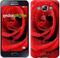"Чехол на Samsung Galaxy E5 E500H Красная роза ""529c-82"""