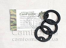 Гумка (заглушка) силіконова чорна