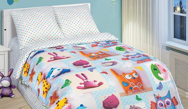 Подростковый постельный комплект «Перші друзі», KidsDreams