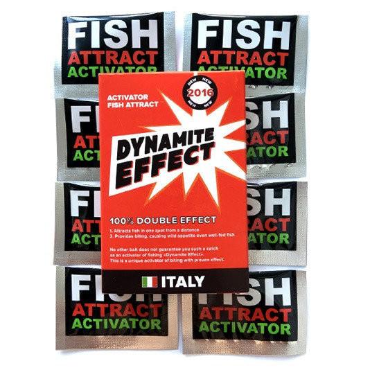 Активатор клева Dynamite Effect (Динамит Эффект)