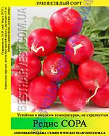 Семена редиса Сора 25 кг (мешок)