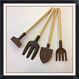 Набор садовых инструментов (декоративный), фото 2