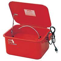 Ванна для мойки деталей электрическая 15л TRG4001-3.5