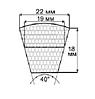 Ремень приводной (SPC) УВ-5000