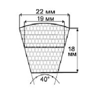 Ремень приводной (SPC) УВ-2000