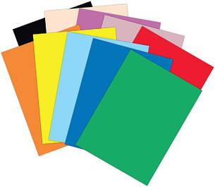 Бумага форматная цветная А4