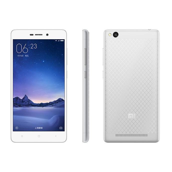 Смартфон Xiaomi Redmi 3 2/16GB (Fashion Silver)