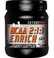 Future Pro Bcaa 2:1:1 Enrich  360caps