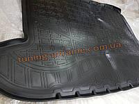 Коврик в багажник из мягкого полиуретана NorPlast на Daewoo Nexia 2003-2007