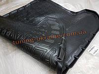 Коврик в багажник из мягкого полиуретана NorPlast на Kia Picanto 2010-2015 2012