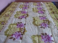 Одеяло стеганое ватное  (ватин) 3-х слойное