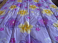 Одеяло стеганое ватное (ватин) Евро3