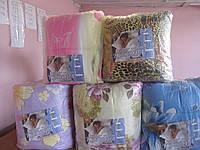Одеяло детское тёплое стеганое ватное 3-х слойное