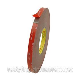 3M™Акриловая двухсторонняя лента ( скотч ) 3M VHB RP32F 6мм х 33м, толщ. 0,8мм
