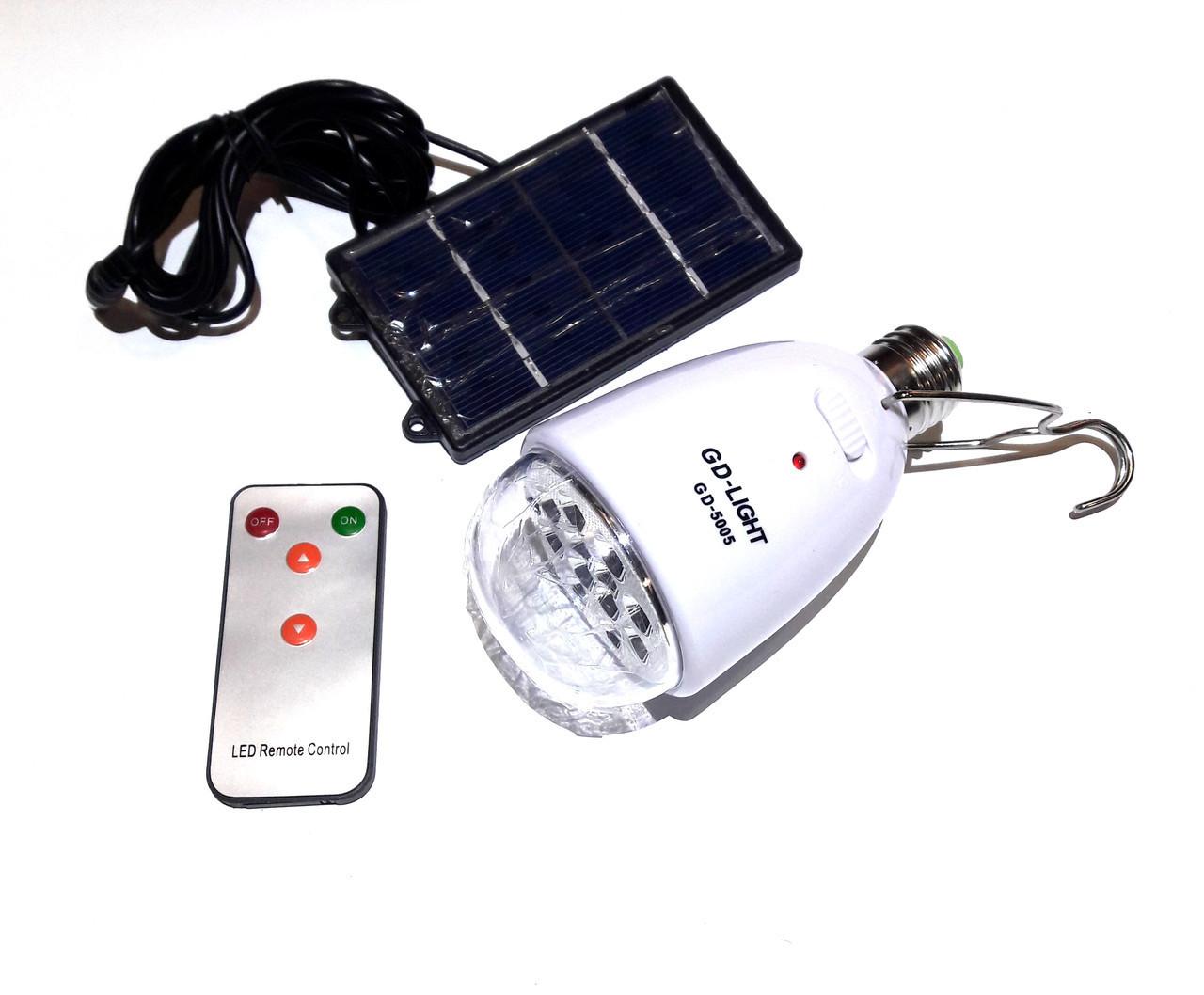 Светодиодная аккумуляторная лампа GDlite GD-5005