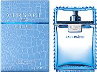 Мужская туалетная вода Versace Eau Fraiche Man(тестер без крышечки) 100мл оригинал