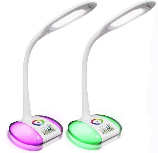 Лампа светодиодная настольная С3 256 цветов