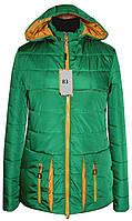 Модная куртка женская демисезонная размеры 42-56