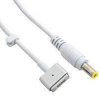 Кабель живлення EXTRADIGITAL Apple MagSafe2 to PowerBank DC Plug 5.5*2.5 (KBP1666)