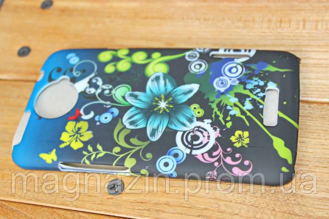 """Чехол HTC One X,XL. """"Весняний настрій"""", фото 2"""