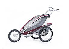 Детская коляска Thule Chariot CX 2, фото 3