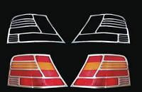 Накладки на задние фонари Volkswagen Golf 4 (1997-2003)