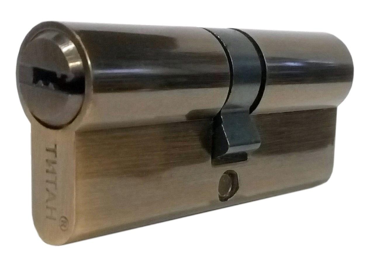 Цилиндровый механизм ТИТАН M70(35*35) AB