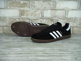 Кроссовки Adidas Samba живые фото