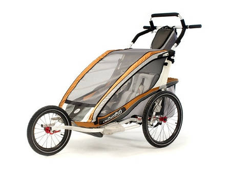 Детская коляска Thule Chariot CX 2, фото 2