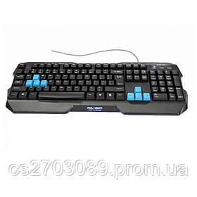Клавиатура E-BLUE Polygon EKM075BKR