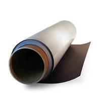 Полимерное железо 0,4мм с клеевым слоем